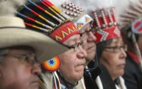 First Nations gathering